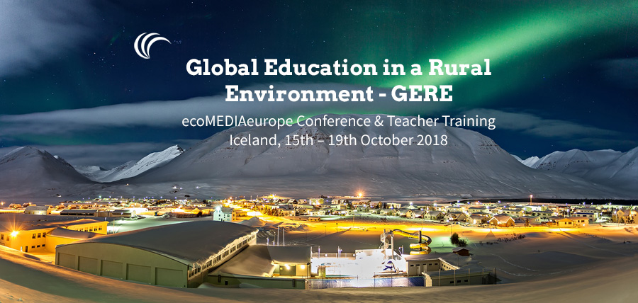 GERE ecoMEDIAeurope conference Iceland 2018